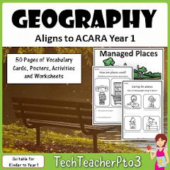 Geography Unit Year 1