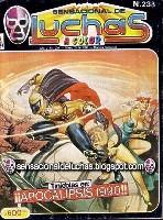 Sensacional de Luchas No.238