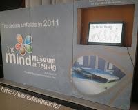the mind museum exhibit testing