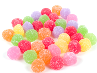 how to make acid drop candy