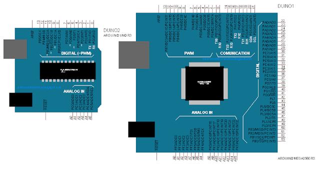 Arduino - Componente para o Proteus