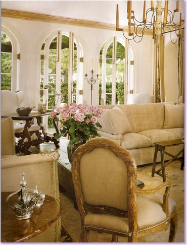 Country living room design ideas room design ideas for Living room in french