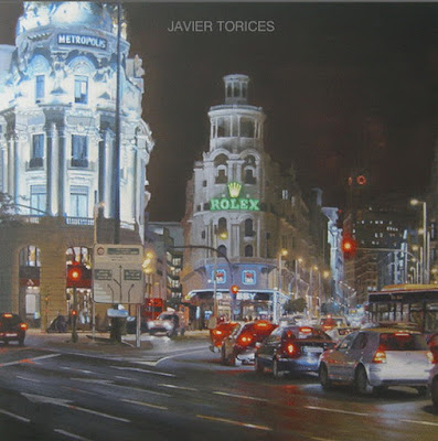Paisajes de Pintores Españoles Contemporáneos