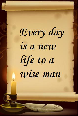 A New Life Positive Quotes
