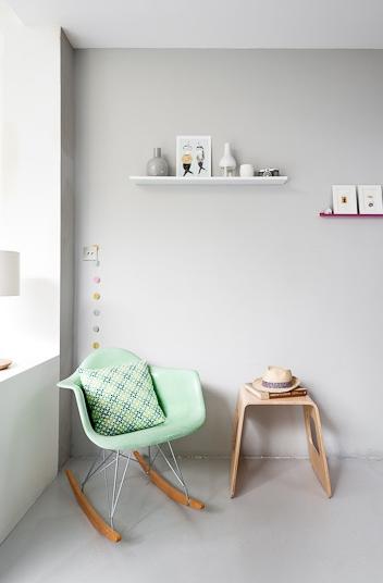 un nouveau regard: la chaise eames incontournable! - Chaise A Bascule Eames