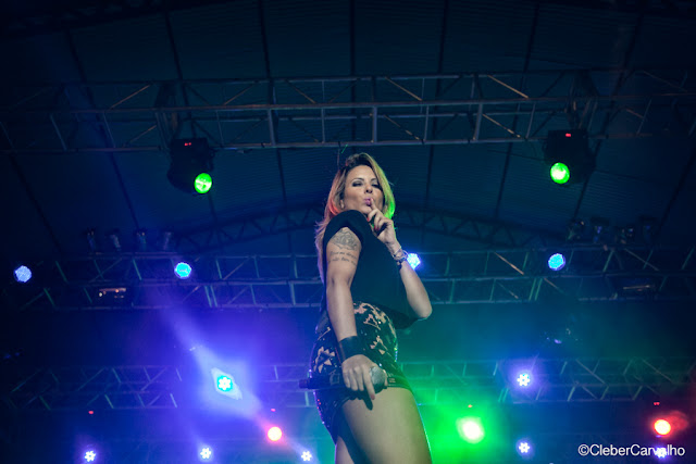 Banda Cheiro de Amor-Show- Aline Rosa