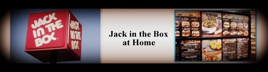 Jack in the Box Copycat Recipes