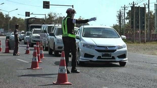 Checkpoint Thailand
