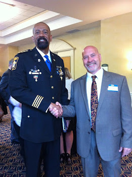 Milwaukee Sheriff David Clarke Jr. Meets Russ Finley