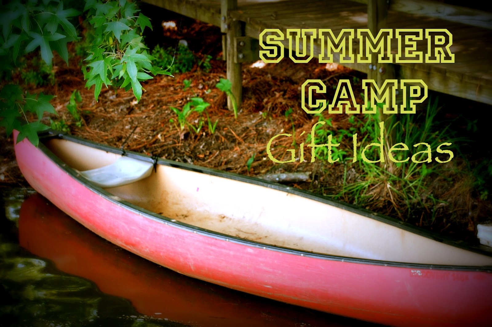 Summer camp gift ideas amanda jane brown be sure to leave a comment with other camp gift ideas and pin this post to pinterest so you can reference it later negle Image collections