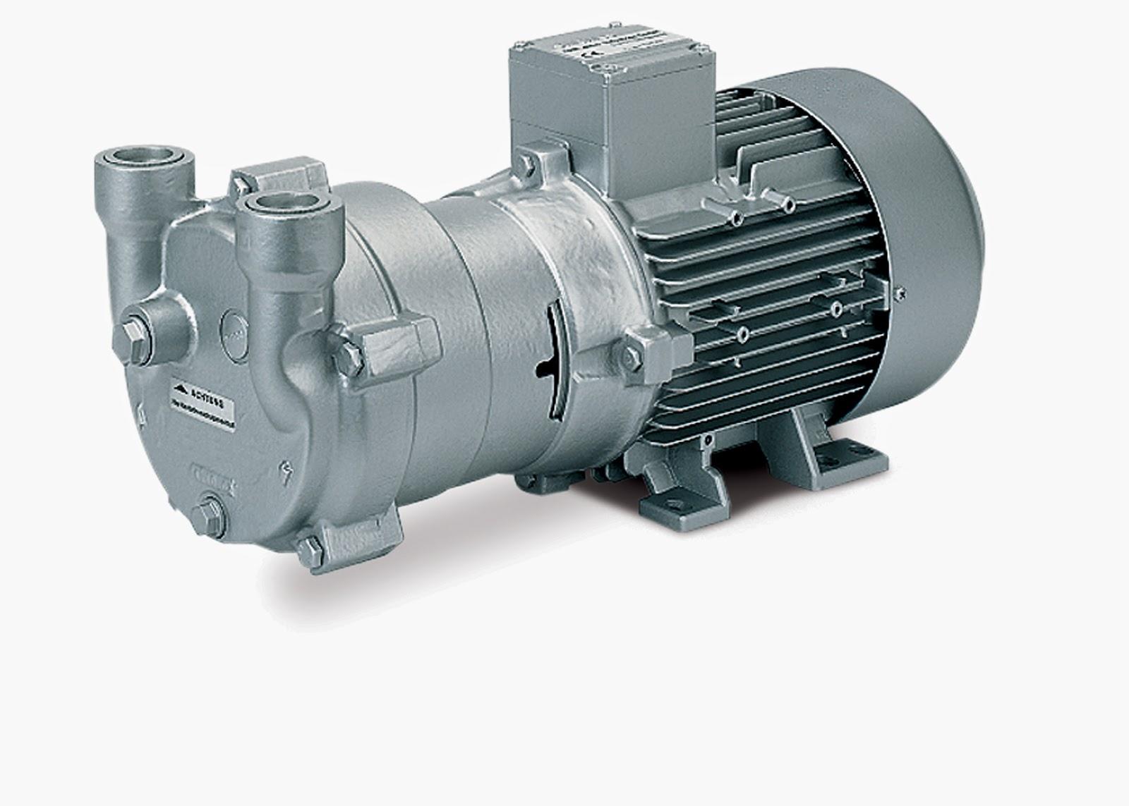 Tech West Whirlwind Liquid Ring Vacuum Pump