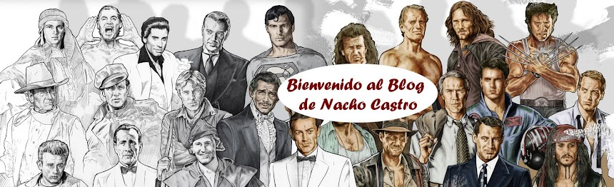 Nacho Castro, ilustrador