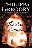 Book cover of The Wise Woman by Philippa Gregory