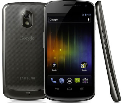 Galaxy Nexus,Top 5 Samsung  Smartphones  Android