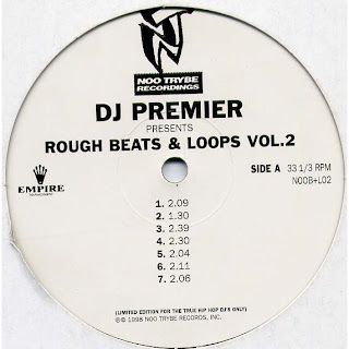 DJ Premier – Rough Beats And Loops Vol. 2 (Vinyl) (1998) (192 kbps)