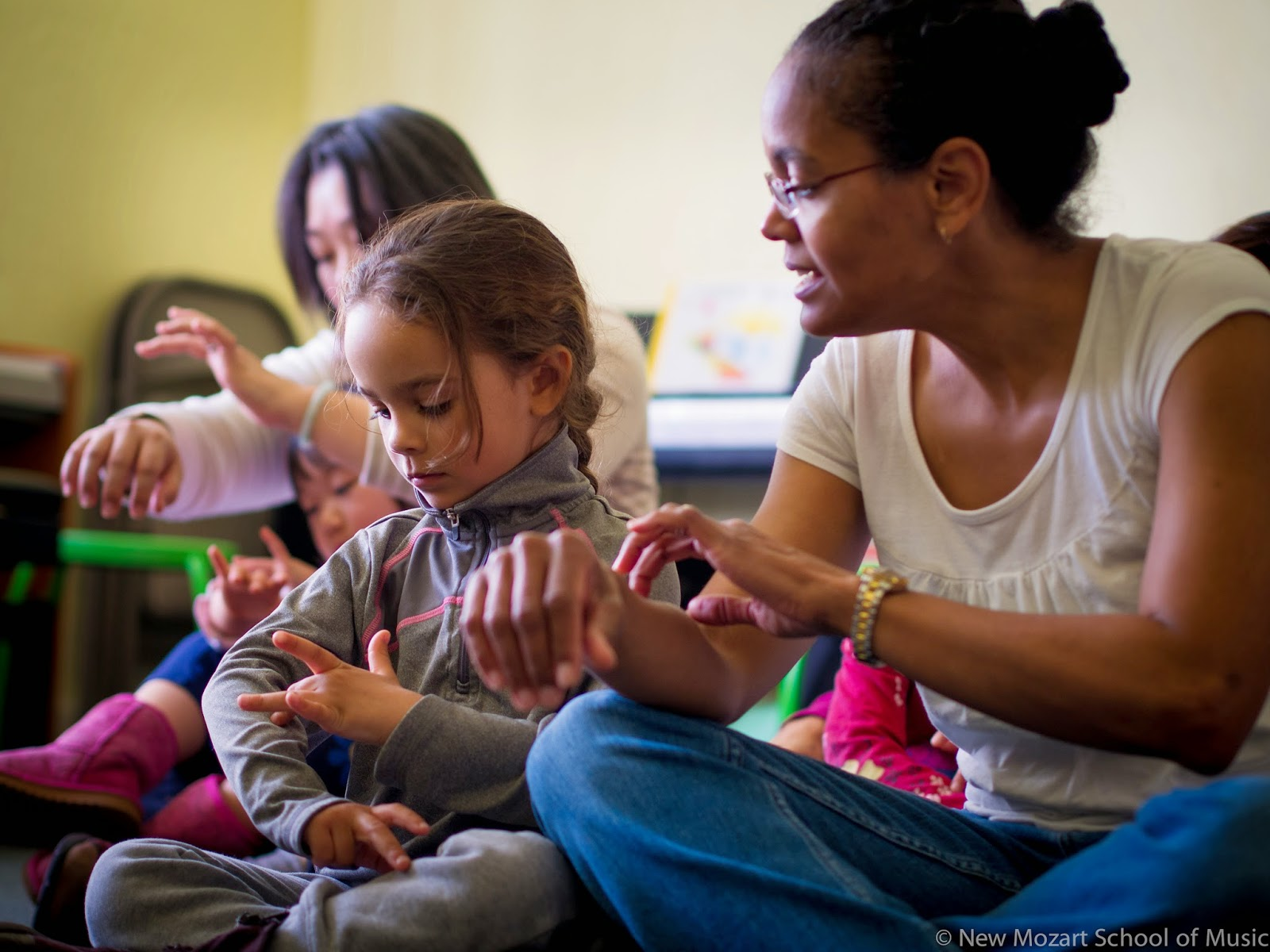 Harmony Road (group piano for ages 2-7)