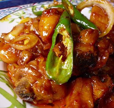 Resepi Ayam Masak Madu