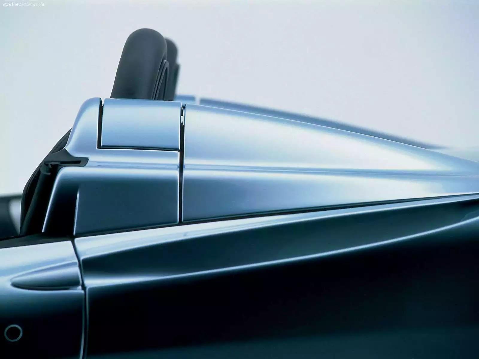 Hình ảnh siêu xe Ferrari 360 Spider 2001 & nội ngoại thất