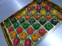 Tart Buah-Buahan (Hantaran/ Set Hadiah)