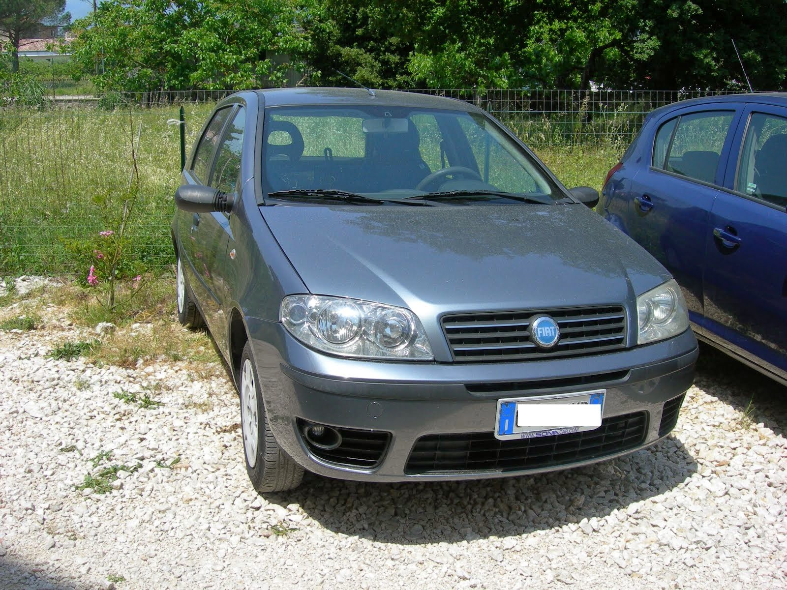 Fiat Punto 1.2 Natural Power Metano Anno 2005