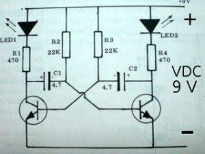 proyek elektronik
