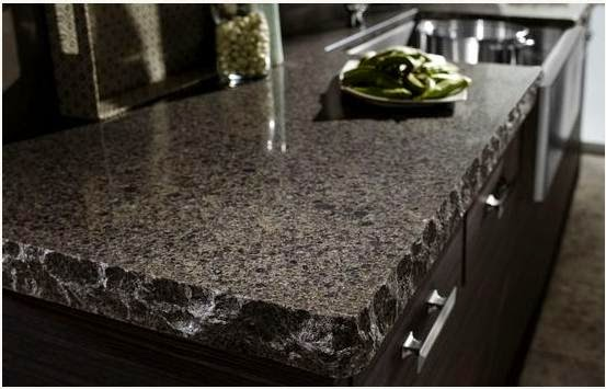 High Quality The Chiseled Edged Is Rough And Looks Like A Naturally Broken Piece Of  Granite.