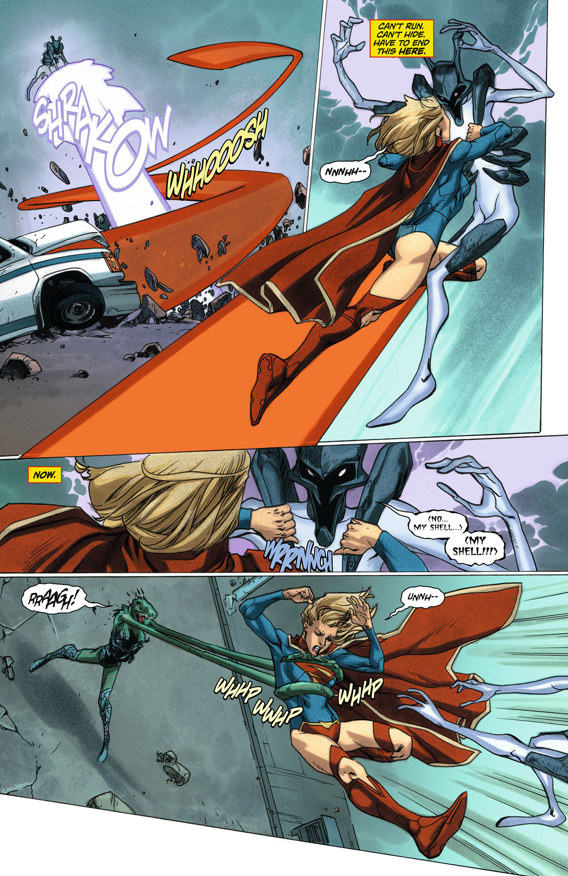 Supergirl (2011) Issue #7 #9 - English 12