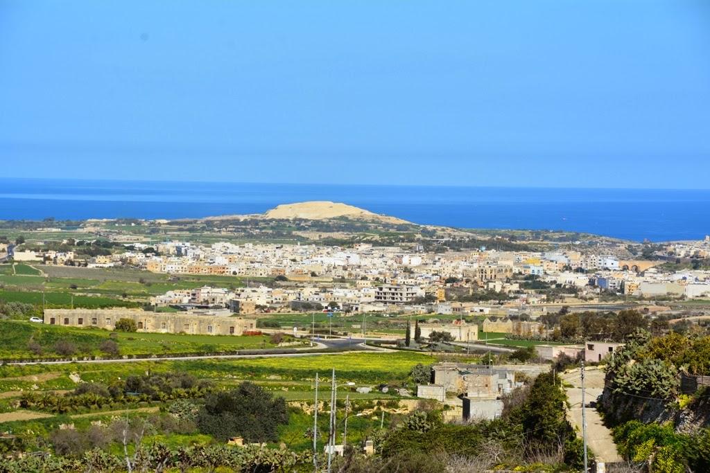 General Impressions Rabat Malta Sea