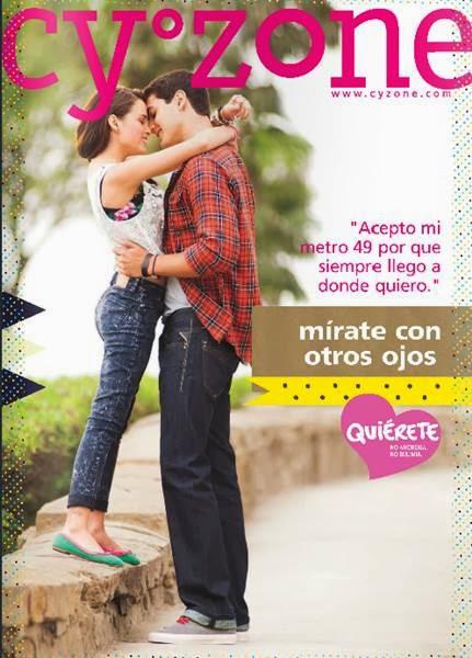 catalogo cyzone campaña 5 mexico 2014
