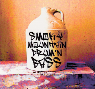 Smoky Mountain Drum N Bass Music CD