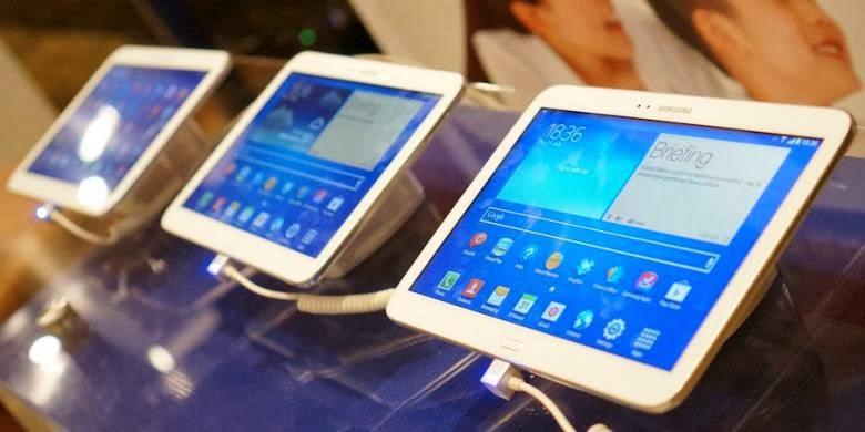 "Tahun 2014, Samsung Tambahkan ""Gadget"" Layar Besar"