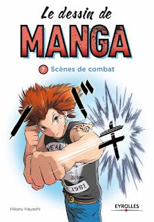Le dessin de manga Tome 7 - Scènes de combat