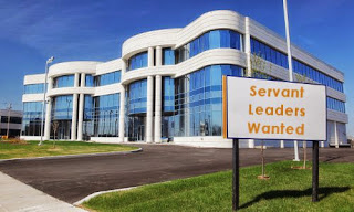 importance of servant leadership corporations