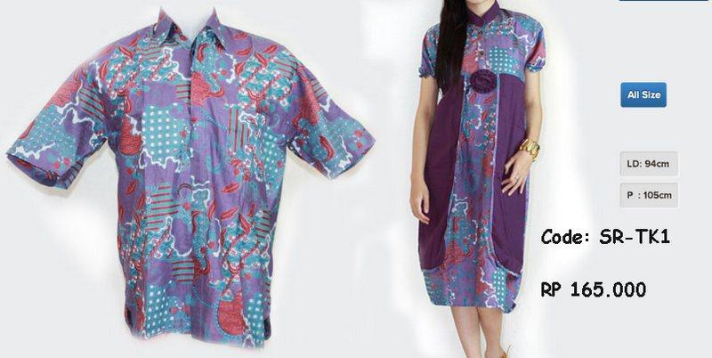 Batik Sarimbit Terbaru