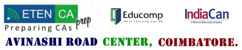 ETEN CA -   Avinashi Road Center, Coimbatore - Satellite Based CA Coaching Center