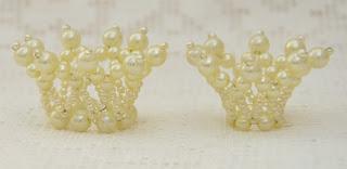 Корона для куклы из бусин.  (9 фото).  WmnDay.  Главная.  Ссылка на Корона для куклы из бусин.  (9 фото).