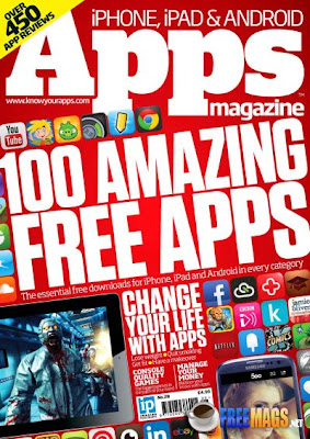 Apps Magazine UK - No.28 2012