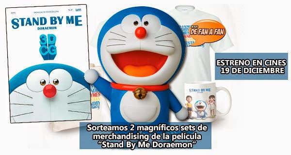 "Concurso Merchandising ""Stand By Me Doraemon"""