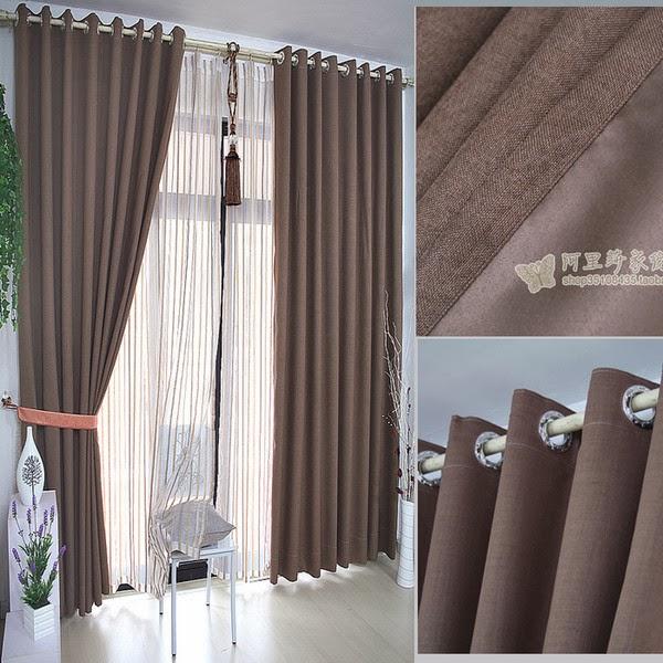 Tips para elegir las cortinas hogar 10 - Decoracion de cortinas para dormitorios ...