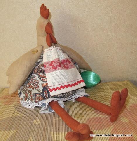 Курица тильда