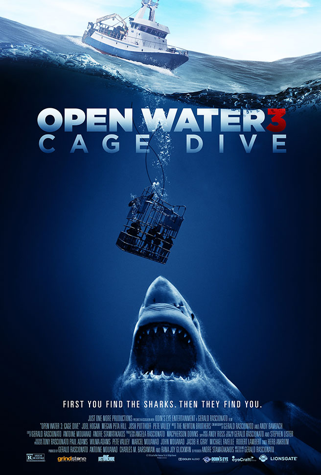 Open Water 3: Cage Dive Legendado