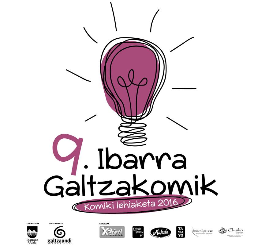 Ibarra Galtzakomik'16