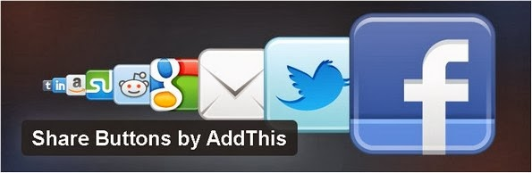 Share Buttons by AddThis plugin for WordPress