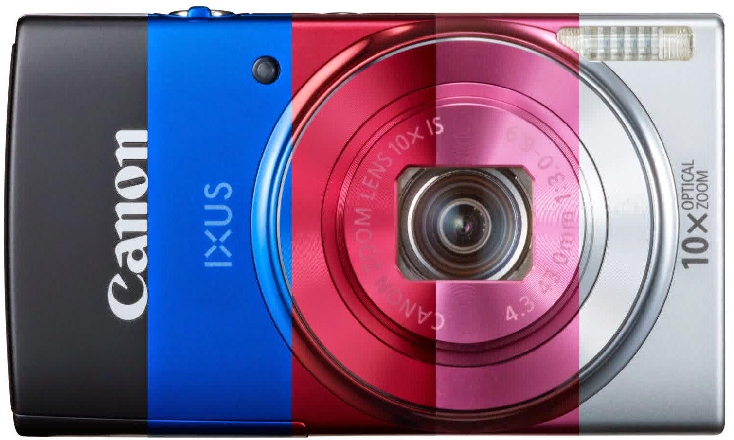 Harga dan Spesifikasi Canon Digital IXUS 155 Terbaru