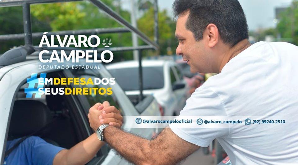 Deputado Estadual Àlvaro Campelo