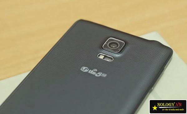 Test điện thoại Samsung Galaxy Note Edge