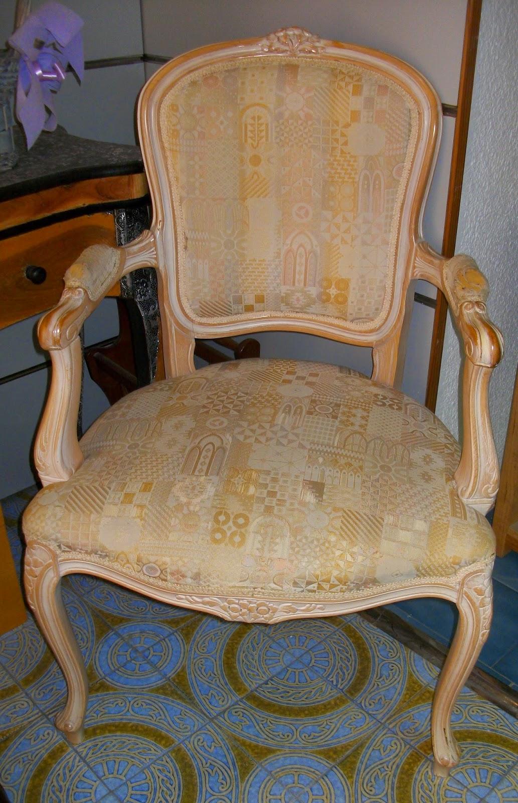 Fotos muebles luis xv modernos for Tapizados de sillas modernas