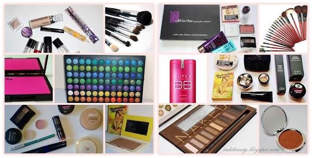 kit basico maquillaje para principiantes basics low cost makeup