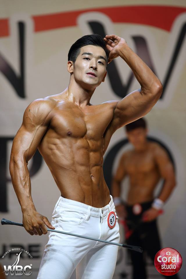 Asian model competition