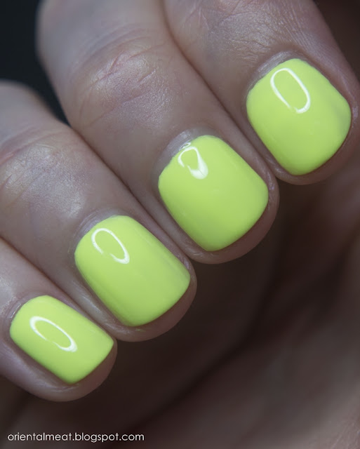 Orly-Key Lime Twist